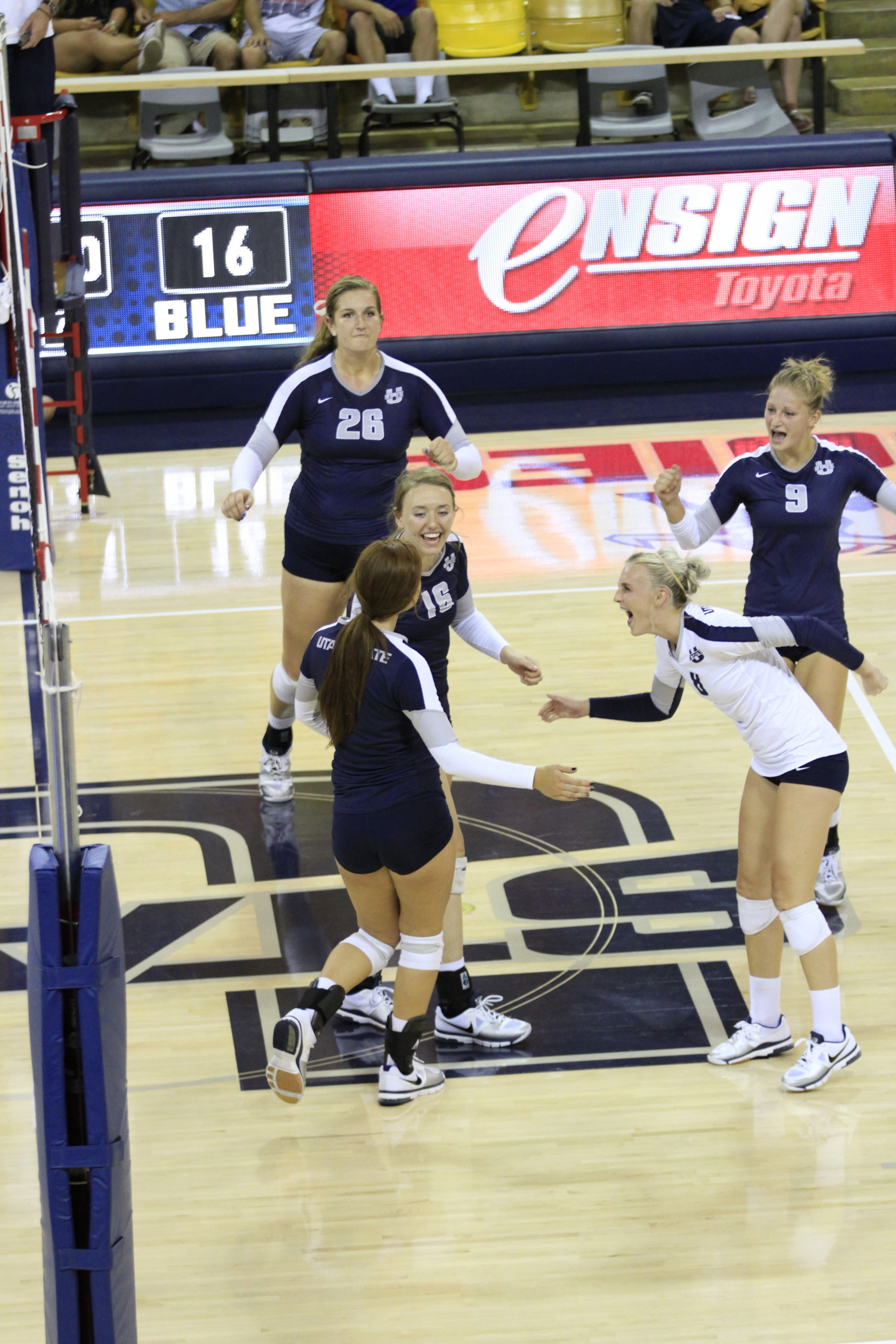 3fb054e349e82 Utah State volleyball will play in its second tournament in as many  weekends