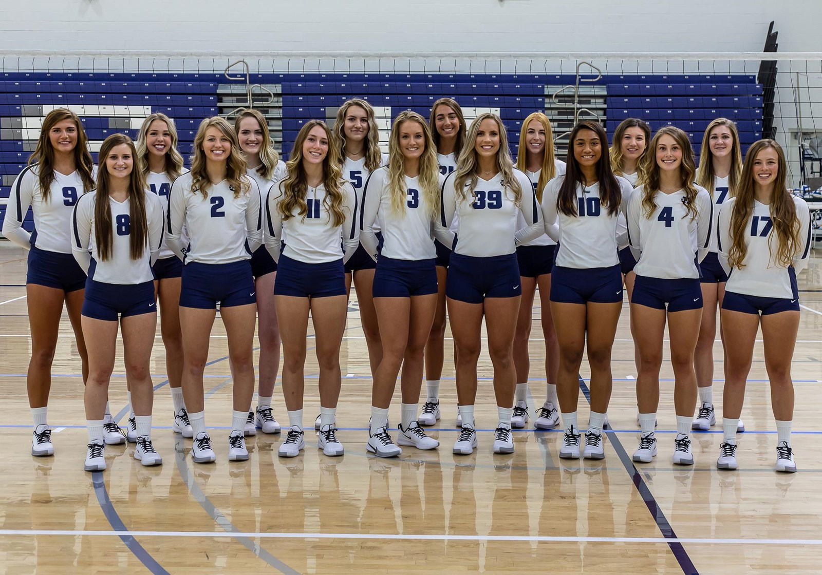 2019 Women S Volleyball Roster Utah State University Athletics
