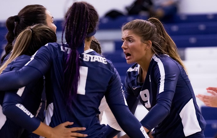 Utah State Volleyball Playing at Boise State This Weekend - Utah State University Athletics